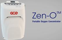 zen o portable oxygen concentrator