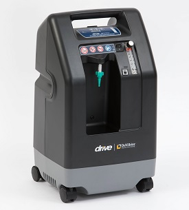 wheeled oxygen concentrator