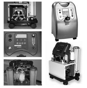 v series oxygen concentrator